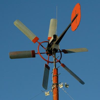 Tuulivoimala 5kw